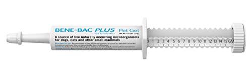 PetAg Bene-Bac Plus Pet Gel, FOS Prebiotic and Probiotic 15 gm.
