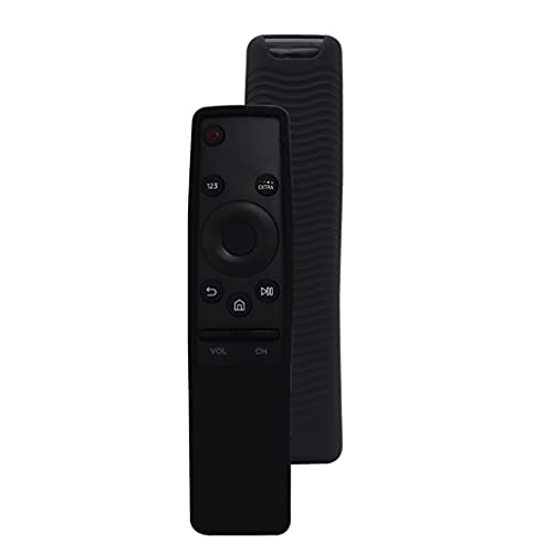 YUYAN Anti-caída de silicona caso remoto flexible anti-perdida funda protectora BN59-01241A 01242A 01260A 01266A remoto caja Bolsas