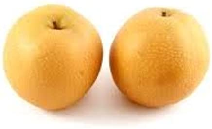 Asian pears large pear shaped exact