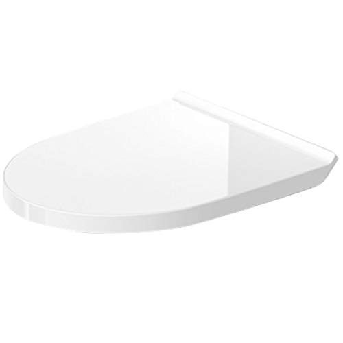 Duravit DuraStyle Basic Toilet Seat 0025290000 White, Seat and Cover DuraStyle Basic Elong, White, w. sc, Hinge SST
