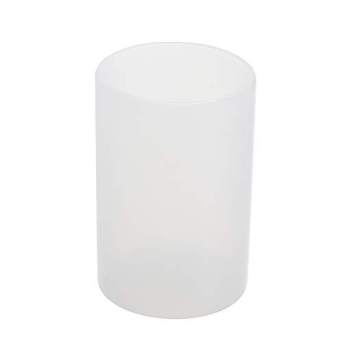 Stampo in resina cilindrica in silicone per colata di colla di cristallo, stampo per candele fai da te per creare gioielli fatti a mano (L)