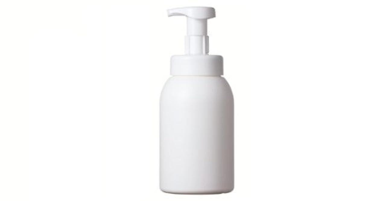 慣れる外出致死泡ポンプ容器(香りのせっけんシャンプー用)