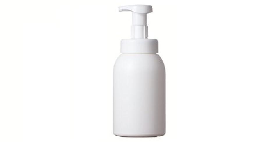 霜場合緩める泡ポンプ容器(香りのせっけんシャンプー用)