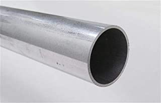 3//8 Round Tubing .050 Wall Clear Anodized Aluminum 3 Pack 96 8 FT