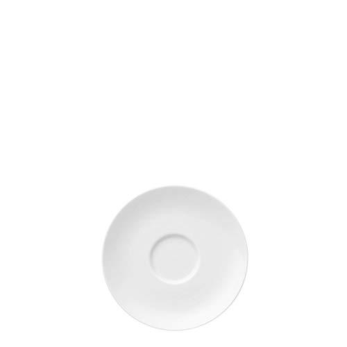 Thomas Sunny Day Weiss Untertasse für die Kaffeetasse und/oder Teetasse / Thomas Trend Weiß