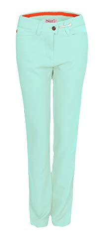 MAXX-Fashion MAXX Golf Hose Mädchen mit verstellbarem Bund (Mint, 164)