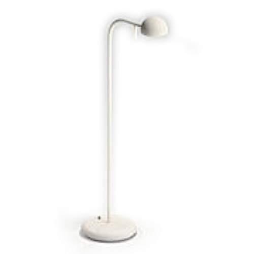 Lámpara de sobremesa, 1 led 4, 48W 350mA, con difusor de policarbonato, serie Pin, color crema , 12 x 40 x 55 centímetros (referencia: 165558/10)