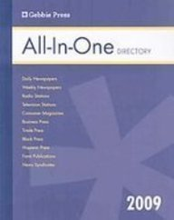 Gebbie Press All-In-One Directory 2009