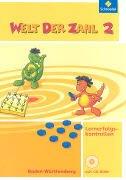 Welt der Zahl - Ausgabe 2010 für Baden-Württemberg. Kombipaket aus Lehrermaterialien 2, Lernerfolgskontrollen 2 und Kopiervorlagen 2