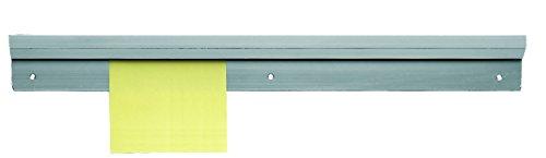 Lacor 60791 -Barra para sujeción de notas, Aluminio, 915 mm