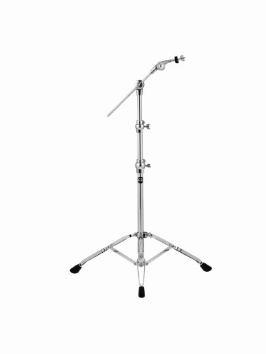 Meinl Percussion TMCH Double Braced Tripod Chimes Stand with Boom Arm, Chrome