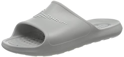 Nike Herren Victori One Slide Sandal, Light Smoke Grey/White-Light Smoke Grey, 46 EU