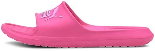 PUMA Unisex-Erwachsene DIVECAT V2 Sandalen zum Reinschlüpfen, Leuchtendes Pink, 44.5 EU