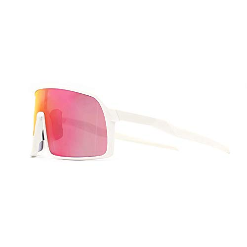ZoliTime Occhiali da ciclismo fashion sports occhiali da sole polarizzati da pilota occhiali da moto BMX