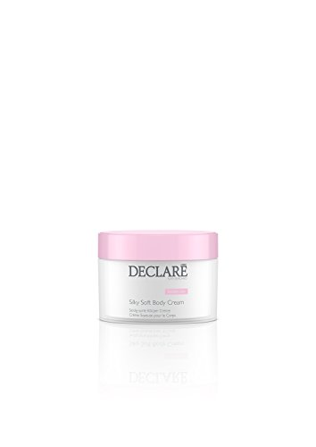 Declaré Body Care femme/women, Silky Soft Body-Cream, 1er Pack (1 x 200 g)