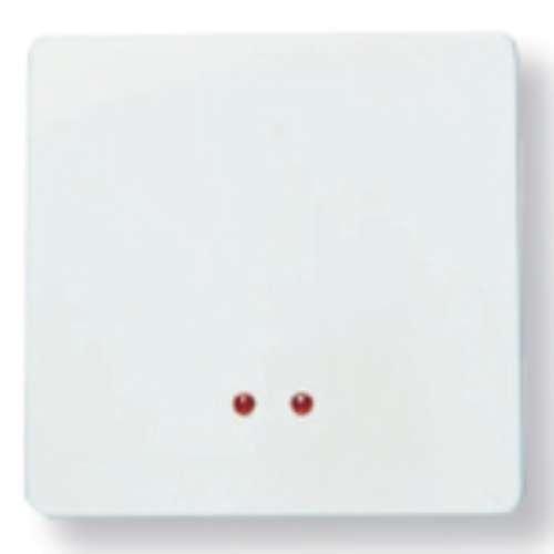 Niessen stylo - Interruptor bipolar visor serie stylo blanco marfil