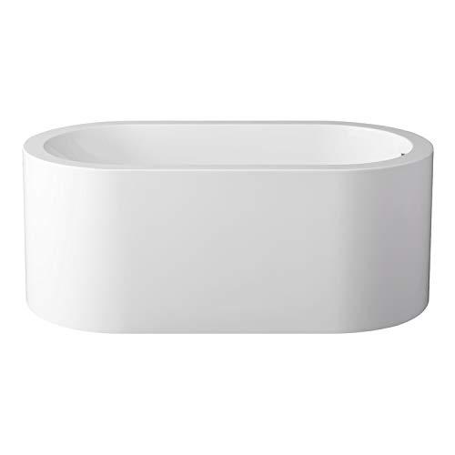EAGO Badewanne freistehend GKF1128-7 weiß/170x80