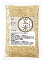 オーサワ  有機玄米(コシヒカリ)国内産 300g  6袋