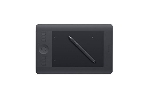 Wacom uPTH451 Small Intuos Pro Pen & Touch Tablet (Certified Refurbished)