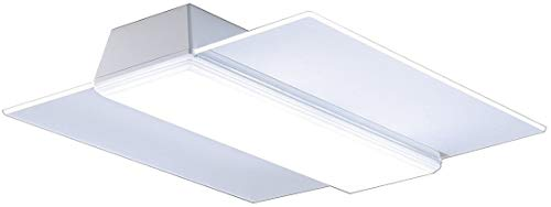 パナソニック LEDシーリングライト AIR PANEL LED 角型パネル 調光・調色タイプ ~12畳 HH-CC1285A