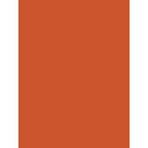 3209507 papier affiche 60x80 orange 25 feuilles
