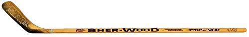 Joffrey Lupul Toronto Maple Leafs Autographed Signed Sherwood Hockey Stick SI