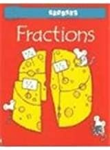 Fractions Sticker Math Age 6-7