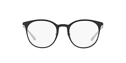Arnette Brillen Gafas de Vista WHOOT! R AN 6113 BLACK WHITE 50/20/140 Herren