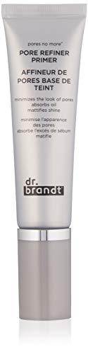 Sebastian Dr. Brandt Skincare Pores No More Pore Refiner Primer, 1 Fl Oz Tappo per orecchie 7 Centimeters Nero (Black)