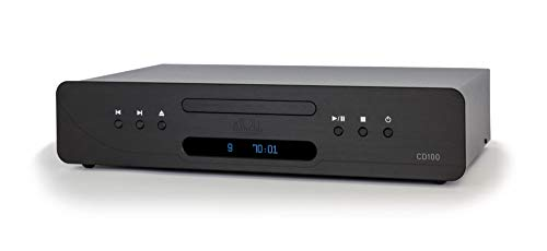 ATOLL CD 100 Signature - CD-Spieler (schwarz)