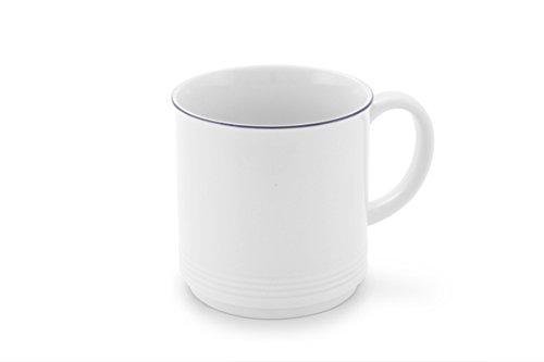 Friesland Porzellan Kaffeebecher 0,25l stapelbar Jeverland Kleine Brise