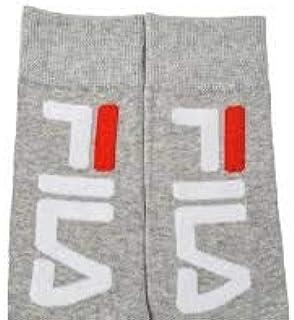 2 pares de calcetines de tenis cortos de raso con logotipo vertical en la pierna Art. F9632