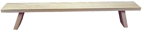 Mumba onderstelbank voet verhoging bank vensterbank voor boog lichtboog breedte 60 cm