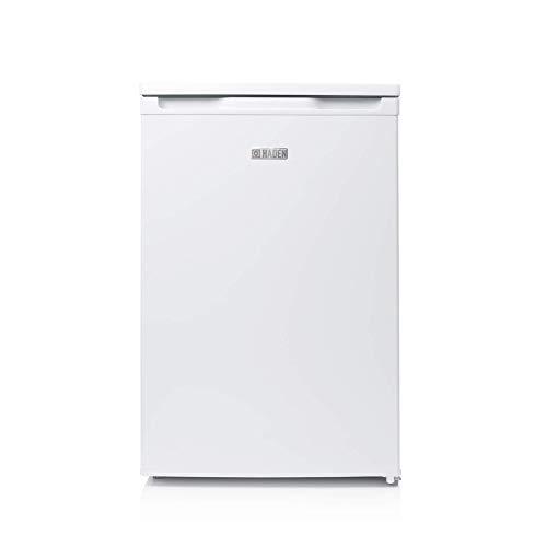 Haden HL173W Refrigerator – Freestanding Under Counter Larder Fridge, 55cm, 130 Litre, White - CF53