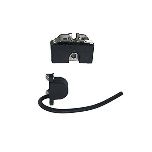 LFOZ Ignition Coil Set Fit for H 181 281 288 288XP Chainsaw 501812702 501812801 Replacement Spare Part Ignitor System