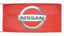 NISSAN Flagge 5' x 2.5' 370Z Altima Sentra Versa GTR Pathfinder Frontier Juke