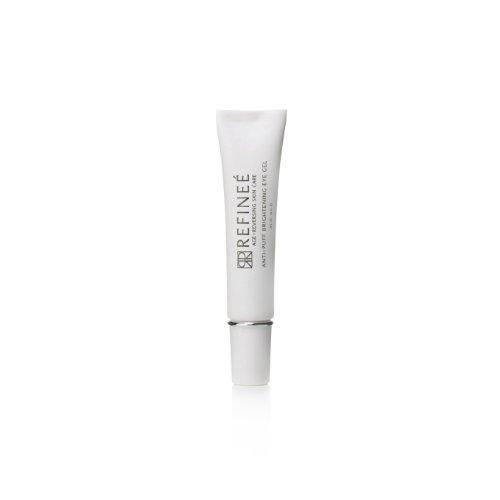 Refinee Anti-Puff Brightening Eye Gel for Under Eye Bags & Dark Circles .5oz