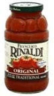 Best francesco rinaldi sweet and tasty spaghetti sauce Reviews