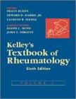 Kelley's Textbook of Rheumatology (2-Volume Set)
