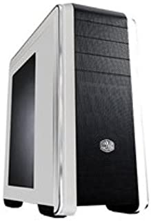 CoolerMaster Case CMS-693-WWN1-V2 CM 690 III ATX MID TOWER NO POWER SUPPLY 3/0/(7) BAY USB 3.0 WHITE WHITE IN RIOR