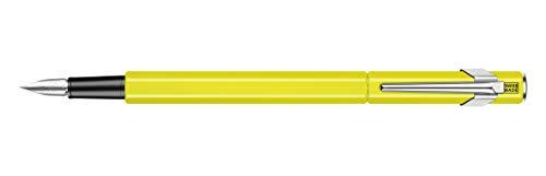 Caran d´Ache 0840.470 Füllhalter Fluo Line Gelb