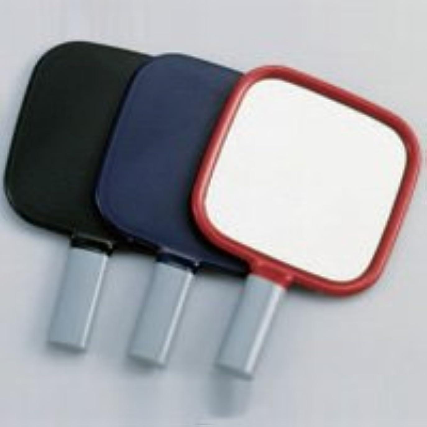 確保するアコー不完全なハンドミラー レディ 角型 ハンド L M-06 【※このページは「ローズ」のみの販売です】ローズ
