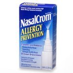 NasalCrom Allergy Prevention Nasal Spray, 0.88-Ounce Spray Bottles by Nasal Crom