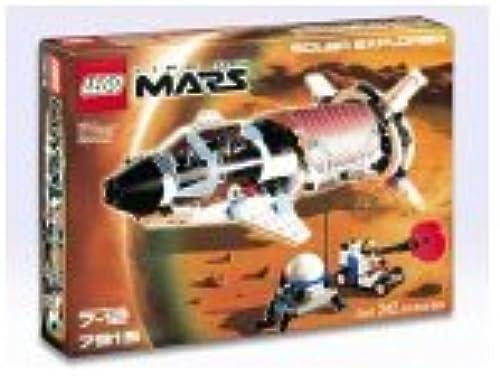 precios ultra bajos LEGO 7315 Life Life Life on Mars - Nave Exploradora Solar (242 Piezas)  tienda