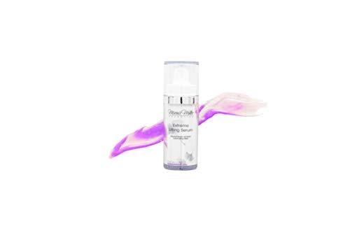 Marina Müller Cosmetics Extreme Lifting Serum mit AHP - Phantenol - Hyaluron 30ml, vegane Bio-Botox Konzentrat mit Soforteffekt, Made in Germany