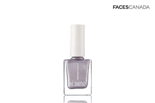 Faces Canada Hi Shine Nail Enamel Metal Lilac 193 9 ml (Purple)