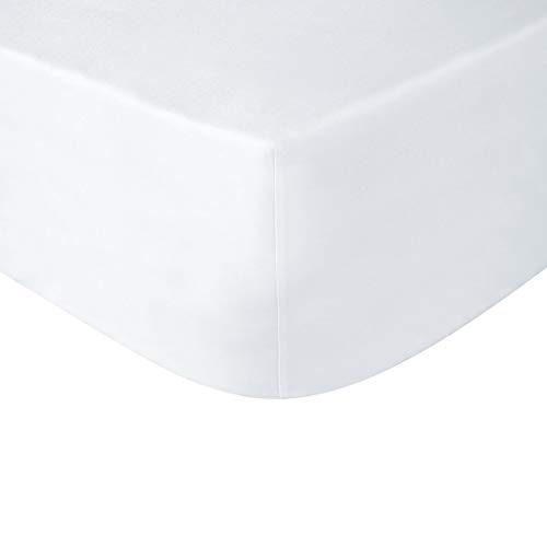 Bajera ajustable minicuna color blanco