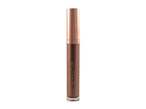MAKEUP REVOLUTION Retro Luxe Metallic Lip Kit We Rule, 2 Stück