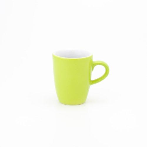 Kahla Espressotasse hoch Pronto 574732A72456, Limone, 0,10 l