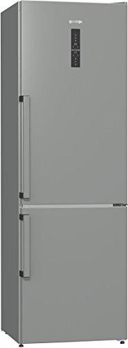 Gorenje NRK 6193 TX Kühl-Gefrier-Kombination / A+++ / Höhe 185 cm / Kühlteil: 222 L / Gefrierteil: 80 L / NoFrost / TouchControl Display / Anti Fingerprint